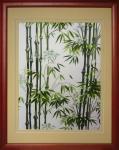 Nome de produtos de bambu da flor: Bambu