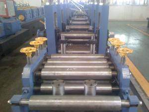 China Straight Seam Steel Pipe , High Frequency Welded Pipe Forming Machine on sale