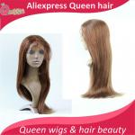 130% Density Brazilian Virgin Hair Striaght  Lace Wigs Glueless Full Lace Wig Full Lace Human Hair Wigs For Black