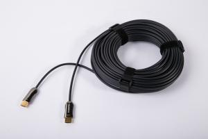 China 100meter HDMI2.0 AOC cable over fiber optic cable on sale