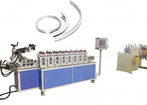China Stainless Steel Aircraft Clamps Cold Roll Forming Machine on sale
