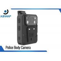 China Wifi Mini Wearable Body Camera Loop Recording 32GB Memory Capacity on sale