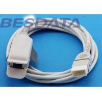9 Pin Connector Finger Clip Oxygen Sensor 3.0m Cable Length OEM / ODM Available