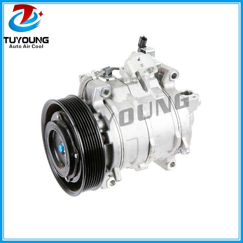 2008-2012 Honda Accord 2.4L OEM Reman A//C Compressor