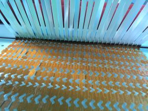 China LED strips Rubberizing machine,led strip 3M taping machine on sale