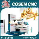 automatic saws cutting wood machine cnc from CHINA BINZHOU COSEN