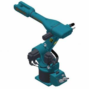 China Cost Effective Robotic Welding Systems , Economical Mini Robot Arm on sale