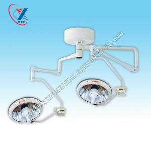 China YCZF700/500 Ceiling mounted Double Domes Halogen Operating Lamp on sale