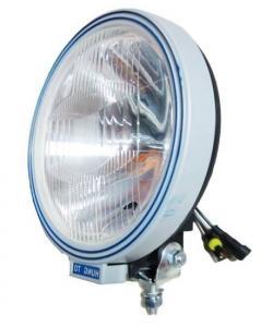 China IP67 Waterproof 35 Watt HID Driving Lights / H3 hid offroad lights 3200Lum on sale
