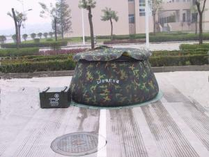 China Camouflage Color Drinking Water Tank , Military Collapsible Water Storage Tank on sale