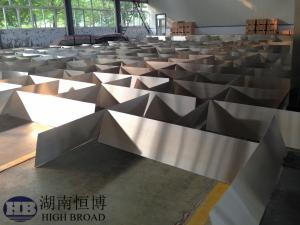 China Bare Magnesium Metal Sheet Plate for engraving industry , 1800mm Length on sale
