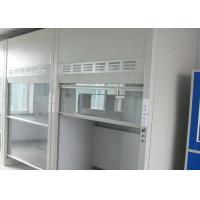 Vibartion XYZ Direct ≤4μm Walk In Fume Cupboard , Long Lifetime Laboratory Fume Cupboards