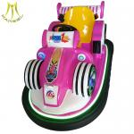 Hansel amusement park Coin Operated Kids Electric Firewire Drift Car Bumper Cars sale for game center