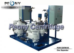 China HFO LO Fuel Oil Handling System Supply Container Type for Land Power Station on sale