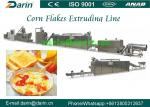 Automatic Corn flake / maize flakes making machine with rice , oats , wheat flour