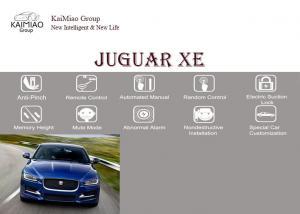 China Jaguar XE Intelligent Tailgate Lift , Hands Free Electric Tailgate Lift Kits on sale