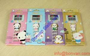 China back to school pencil set,children drawing set, colored pencil box set,kids pencil set on sale