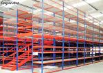 Reusable Mezzanine Racking System Load Capacity 200-5000kgs Quick To Install