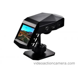China Hdmi Output G Sensor Dash Cam Front And Rear Camera MAX 1296p Resolution on sale