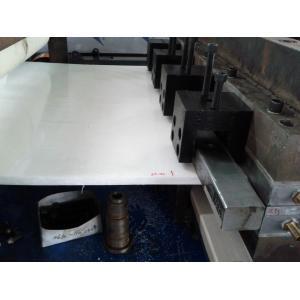 Máquina contínua super da extrusão de /sheet/board da prancha de PP/PE/PA/ABS/POM