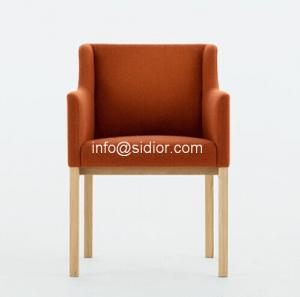 China Morden design wooden dining chair, restaurant wood armchair, living room chair, SD-1007 on sale