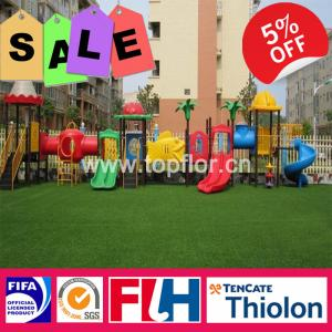 China Outdoor synthetic grass/Kindergarten grass/landscaping artificial grass on sale