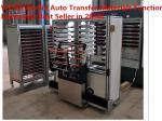 Automatic Transfer 7 Daylights PC / PET / Pvc Card Lamination Machine Card Fusing Machine 26KW 380V
