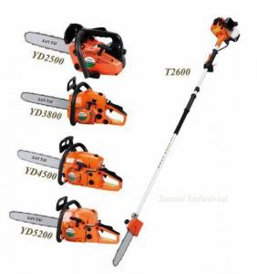 China Gasoline/Petrol (Pole)Chain Saw(25cc--78cc) on sale