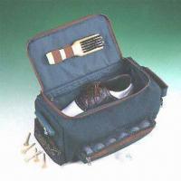 Golf Shoe Bag Made of High-Quality 1200 Denier Polyester Fabric