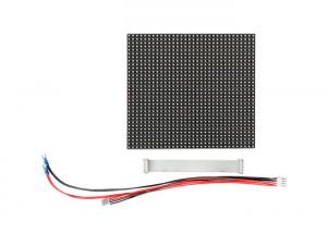 China p6 indoor led module pixel pitch 6mm drive duty 1/16 scan module size 192*192mm on sale