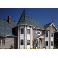 China Prefabricated Light Steel Villa , Light Steel Frame Homes Easy Assembly  Tiny House on sale