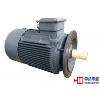100 Horsepower Three Phase Asynchronous Motor , Low Rpm Electric Motor Industry