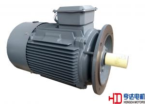 China 100 Horsepower Three Phase Asynchronous Motor , Low Rpm Electric Motor Industry on sale