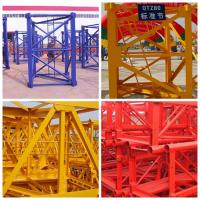 Mast Section for construction hoist & small product