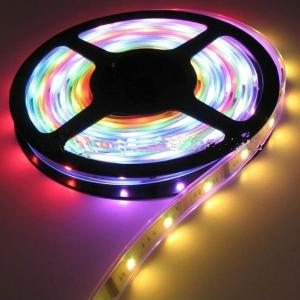 China 5M IC6803 5050 Magic Color RGB LED Strip + Remote Controller 133 Color Change on sale