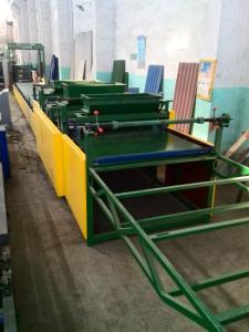 China cadena de producción colorida de máquina de la teja de la onda del MGO proveedor de la fabricación on sale