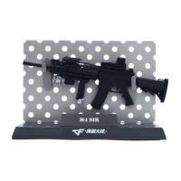 China Make Custom Plastic Model Guns For Toyshop , ABS Military Appearance Design on sale