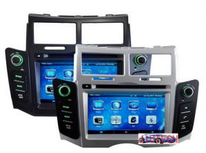 China Car GPS Navigation for Toyota Yaris 2005-2011 Autoradio Headunit Stereo DVD Player System on sale