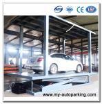 Underground Car Garage/Car Parking Solution/ Intelligent Parking System/Hydraulic Stacker/Garage Storage Solution