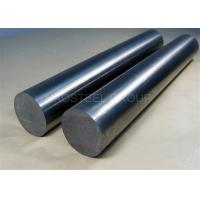 China Black Finish 431 Stainless Round Stock , Heat Treatment Solid Stainless Steel Rod on sale