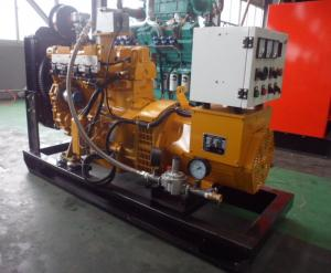 China Eletronic Silent Natural Gas Generator 10kva To 100kva With LPG Gas Engine on sale