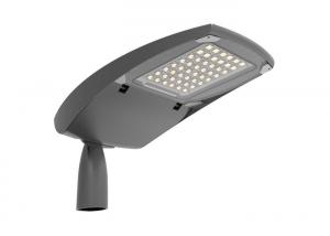 China High Lumen 100w Led Street Light Fixture / Led Street Light With Photocell on sale