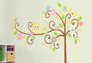 China self adhesive wall decoration sticker on sale