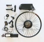 Adapte las células eléctricas de los equipos 36V 250W 10.4Ah Samsung de la conversión de la bici del motor