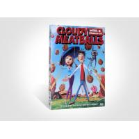 Cloudy with a Chance of Meatball dvd movie children carton dvd movies with slip cover case