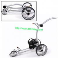 China New trend Germany Design Electric Golf Trolley with water-proof battery tray golf cart on sale