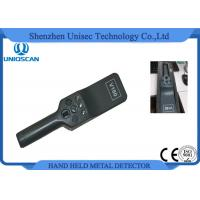 High Sensitivity Super Scanner Hand Held Metal Detector Rental With 4 Level Optional