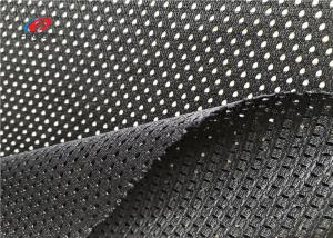 China 100% Polyester Sports Mesh Fabric  For Chairs Covers Sportswear on sale