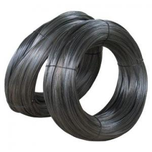 China BWG Black Annealed Wire With Oil Painted Black Annealed Wire supplier