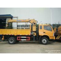 Forland truck with crane 3 ton new crane trucks for sale 5t -6.3truck mounted crane price  WhatsApp:8615271357675